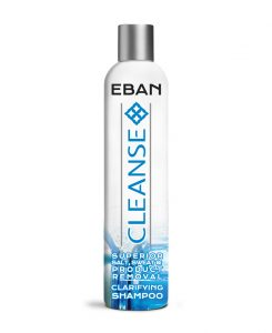 EBAN Cleanse clarifying shampoo for Black hair