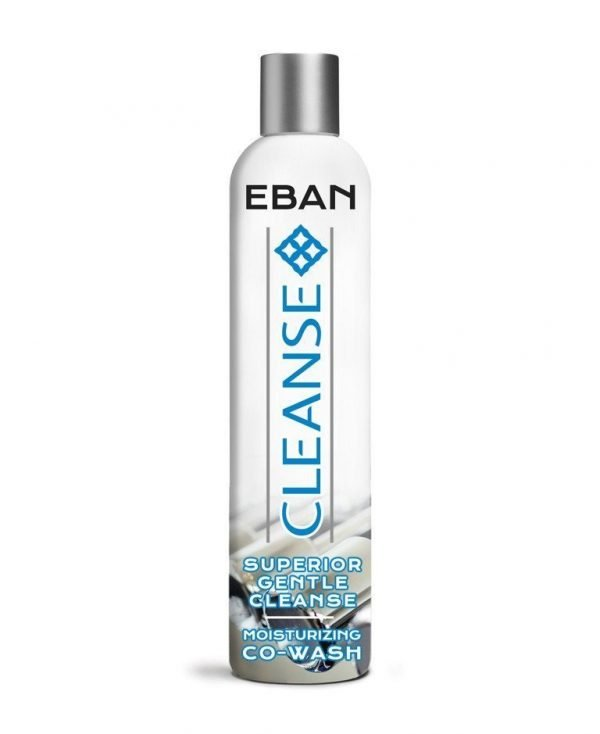 EBAN Cleanse, the best co-wash for Black hair