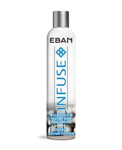 EBAN Infuse deep conditioner for black hair