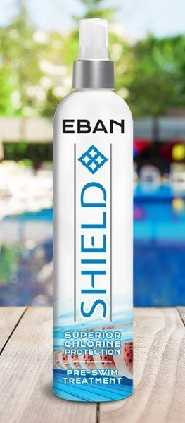 EBAN Living total hair and skin care