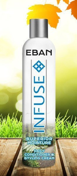 EBAN Infuse Daily Conditioner & Moisturizer