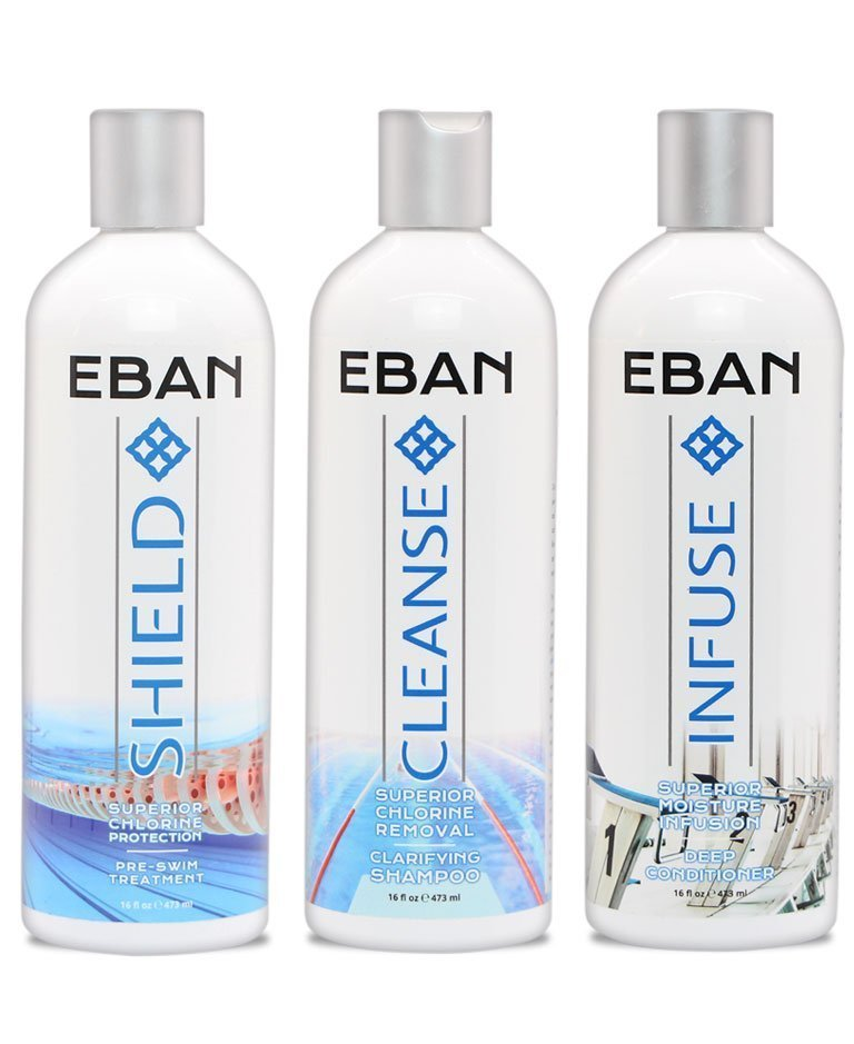 Complete Hair Care for Swimmers
