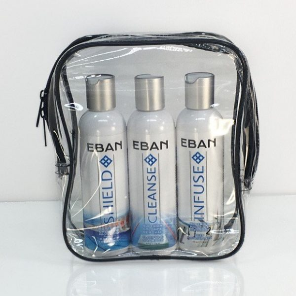 EBAN Swimmer's Grab N Go Bag - Product inside
