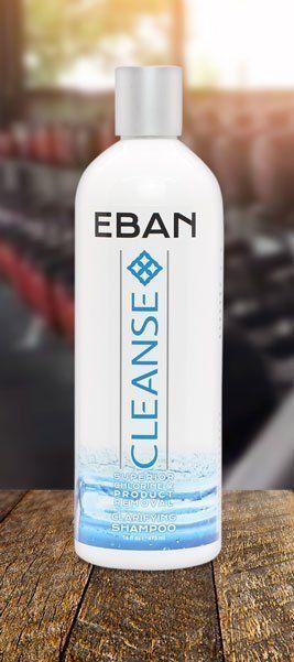 EBAN Cleanse Clarifying Shampoo for Natural Hair