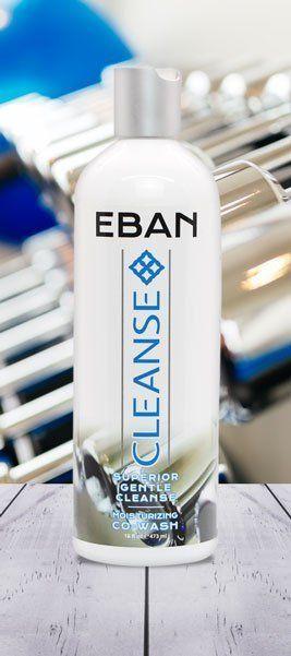 EBAN Shield Co Wash for Natural Hair
