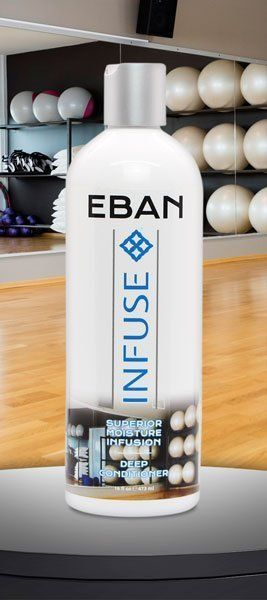 EBAN Infuse Deep Conditioner for Natural Hair