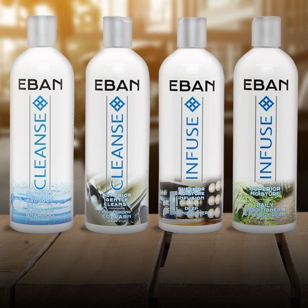 EBAN Complete Clean System for Natural Hair