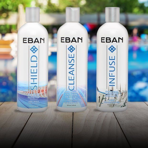 EBAN Complete Swimmers System for Natural Hair